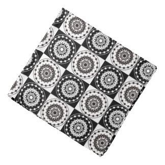 Maru-ni-ichimatsu Japanese Pattern Bandana