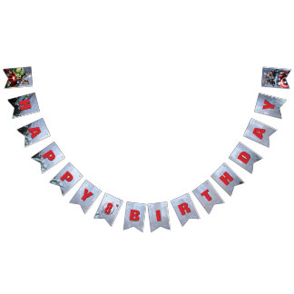Marvel | Avengers - Birthday Bunting