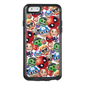 Marvel Emoji Characters Toss Pattern OtterBox iPhone 6/6s Case