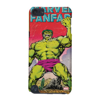 Marvel Fanfare Hulk Comic #29 iPod Touch 5G Cover