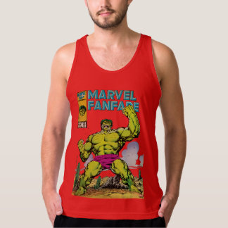 Marvel Fanfare Hulk Comic #29 Singlet