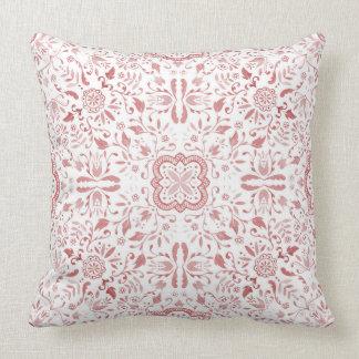 Marvellous Cushion - Vintage Red
