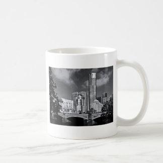 Marvellous Melbourne Basic White Mug