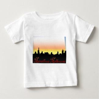 marvellouse_melbourne baby T-Shirt