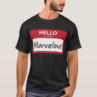 marvelous 001 T-Shirt