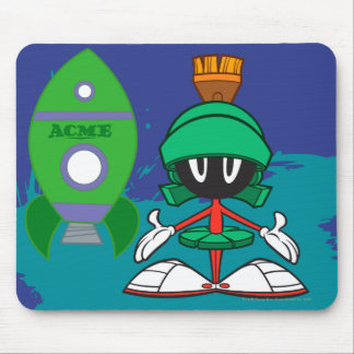 Marvin Front Mouse Pad