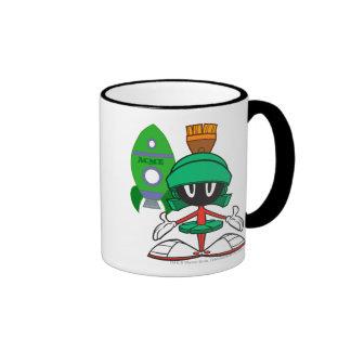 Marvin Front Ringer Mug