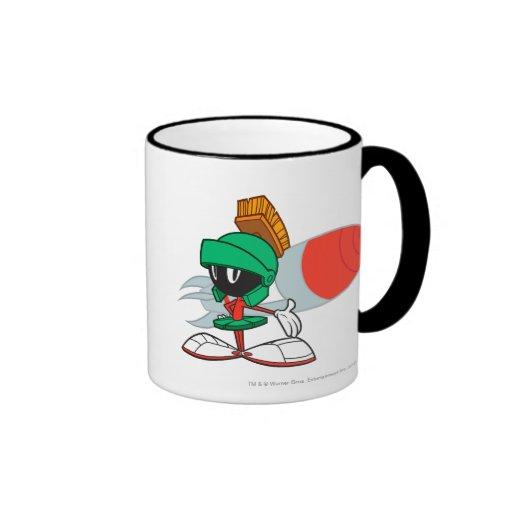 Marvin Presenting Mug