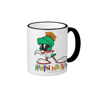 Marvin Sneaking Coffee Mugs