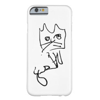 Marvin the Cat iPhone Case