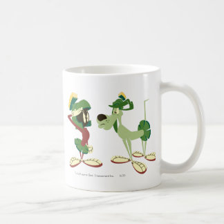 MARVIN THE MARTIAN™ and K-9 2 Basic White Mug