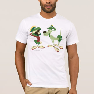 MARVIN THE MARTIAN™ and K-9 2 T-Shirt