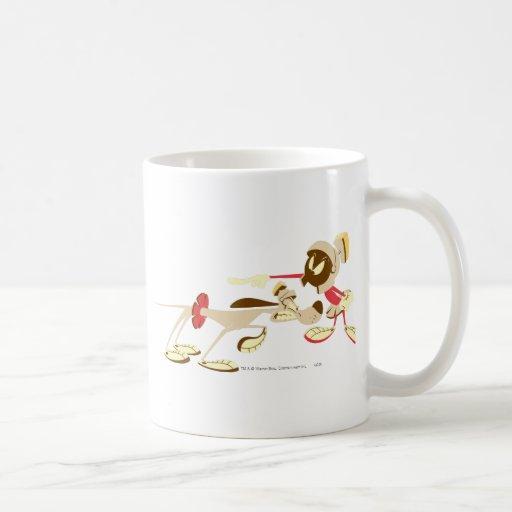Marvin the Martian and K-9 4 Coffee Mug