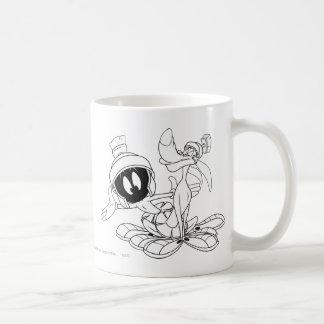 MARVIN THE MARTIAN™ and K-9 Coffee Mug