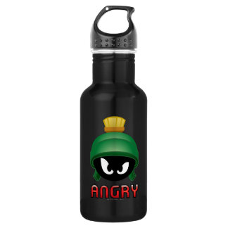 MARVIN THE MARTIAN™ Angry Emoji 532 Ml Water Bottle