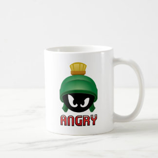 MARVIN THE MARTIAN™ Angry Emoji Coffee Mug