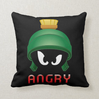 MARVIN THE MARTIAN™ Angry Emoji Cushion