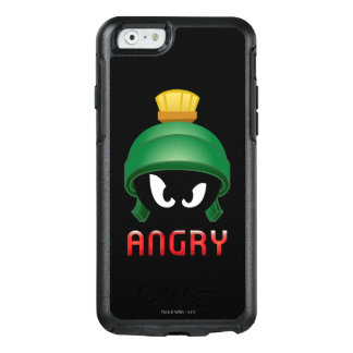 MARVIN THE MARTIAN™ Angry Emoji OtterBox iPhone 6/6s Case
