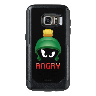 MARVIN THE MARTIAN™ Angry Emoji OtterBox Samsung Galaxy S7 Case