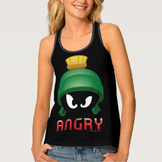 MARVIN THE MARTIAN™ Angry Emoji Singlet