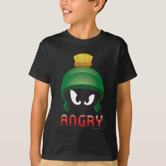 MARVIN THE MARTIAN™ Angry Emoji T-Shirt