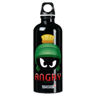 MARVIN THE MARTIAN™ Angry Emoji Water Bottle