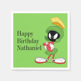 MARVIN THE MARTIAN™ | Arms Crossed Disposable Napkins