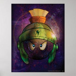 MARVIN THE MARTIAN™ Battle Hardened Poster
