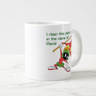 MARVIN THE MARTIAN™ Claiming Planet Jumbo Mug