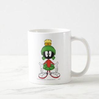 MARVIN THE MARTIAN™ Confused Basic White Mug