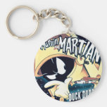 MARVIN THE MARTIAN™, DAFFY DUCK™ and Elmer Keychain