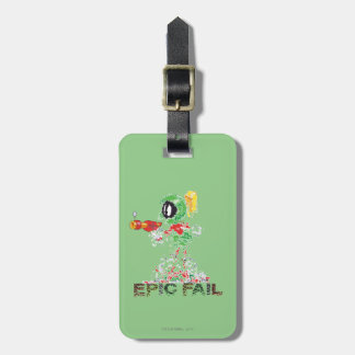 MARVIN THE MARTIAN™ Epic Fail Bag Tag