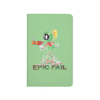 MARVIN THE MARTIAN™ Epic Fail Journal