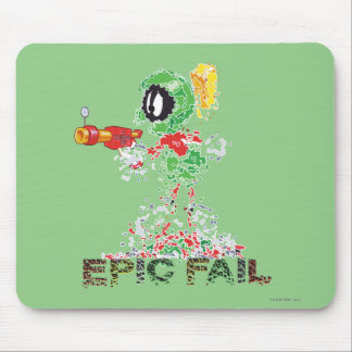 MARVIN THE MARTIAN™ Epic Fail Mouse Pad