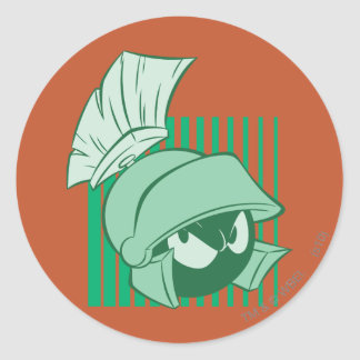 MARVIN THE MARTIAN™ Expressive 23 Round Sticker