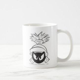 MARVIN THE MARTIAN™ Expressive 5 Basic White Mug