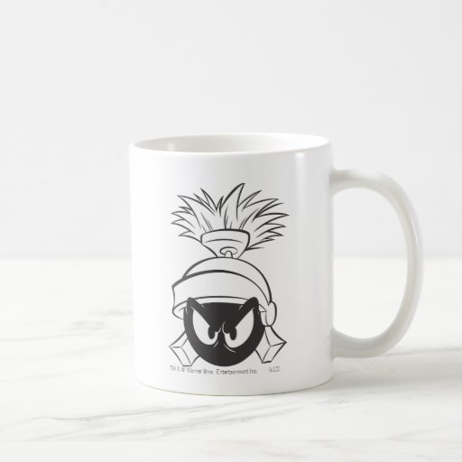 Marvin the Martian Expressive 5 Mugs