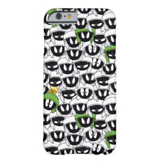 MARVIN THE MARTIAN™ Line Art Color Pop Pattern Barely There iPhone 6 Case