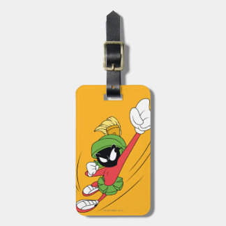 MARVIN THE MARTIAN™ Punch Luggage Tag