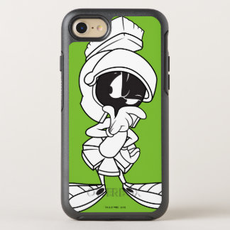 MARVIN THE MARTIAN™ Thinking 2 OtterBox Symmetry iPhone 8/7 Case