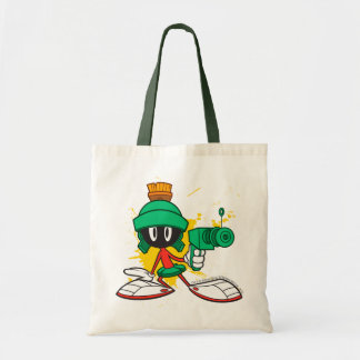 Marvin With Gun Budget Tote Bag