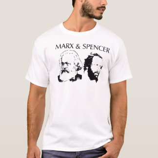 Marx and Spencer T-shirt