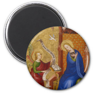Mary and Angel of Annunciation Magnet