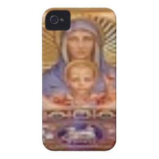 mary and child art Case-Mate iPhone 4 cases