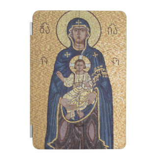 Mary And Jesus Mosaic iPad Mini Cover