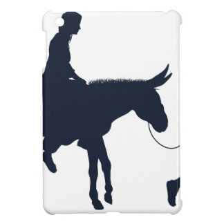 Mary and Joseph Christian Illustration Silhouettes iPad Mini Cases