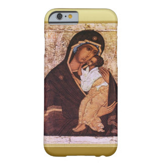 Mary and the baby Jesus Barely There iPhone 6 Case