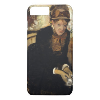 Mary Cassatt by Edgar Degas iPhone 7 Plus Case