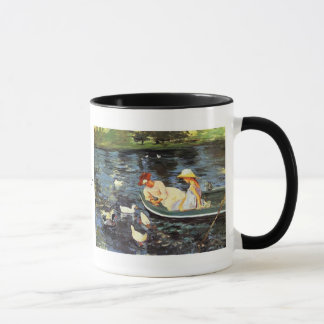 Mary Cassatt Summertime Mug
