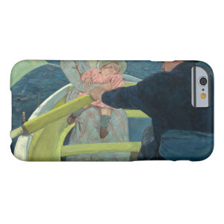 Mary Cassatt - The Boating Party Barely There iPhone 6 Case